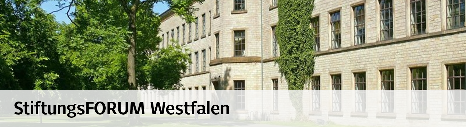 StiftungsFORUM Westfalen